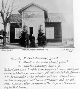 Familjen Robert Jansson
