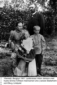 Familjen Viktor Jansson