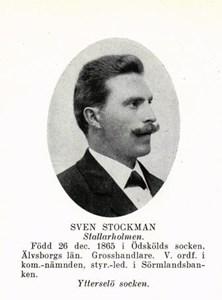 Sven Magnus Stockman