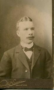 Gustav Edvin Eriksson i Nällsta 3