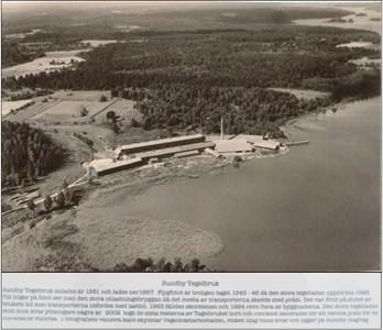 Sundby tegelbruk 1945