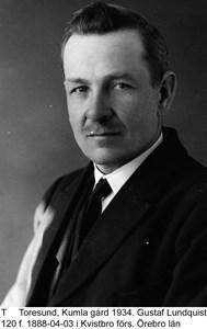 Gustaf Lundquist