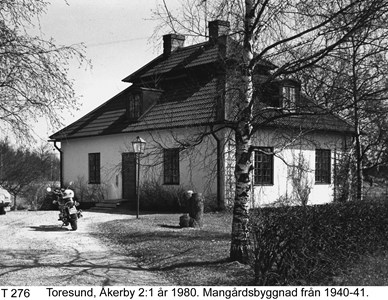 Åkerby mangårdsbyggnad