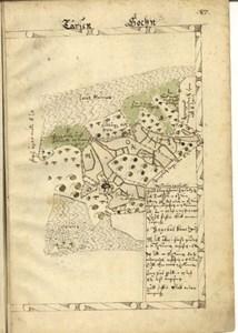 Karta från 1641