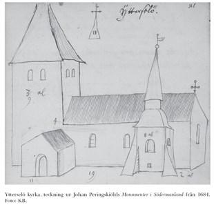 Ytterselö kyrka 1680-talet