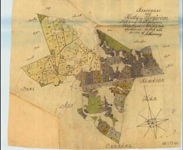 Husby gård 1771