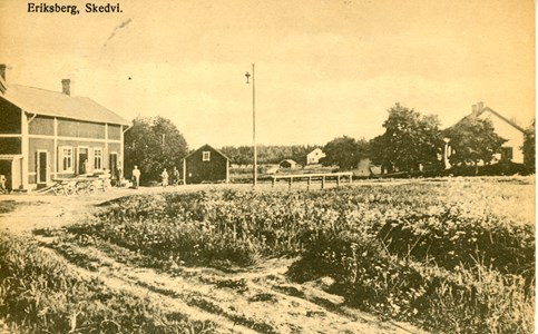 Gethälla / Eriksberg