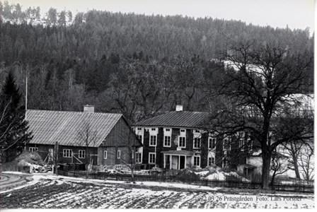 Gamla och Nya Prästgården