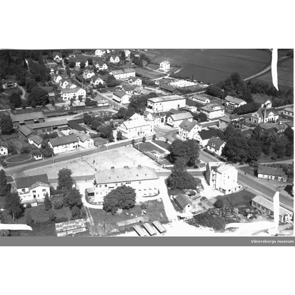 Svenljunga tätort 1954