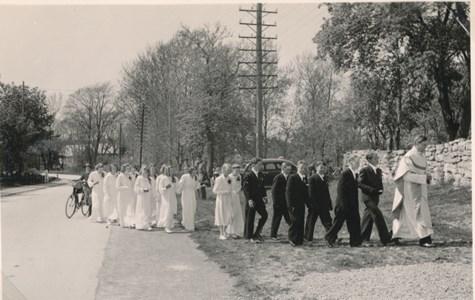 1944 års konfirmander