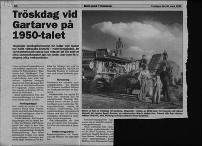 Tingstäde HBFs årsmöte Gt 1998:1