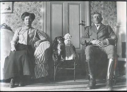 Eufrosyne och John Hägbom, Bryor