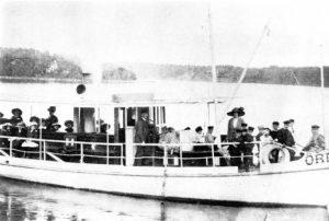 Ångfartyget Örn