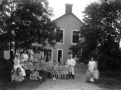 Epidemisjukhuset 1920