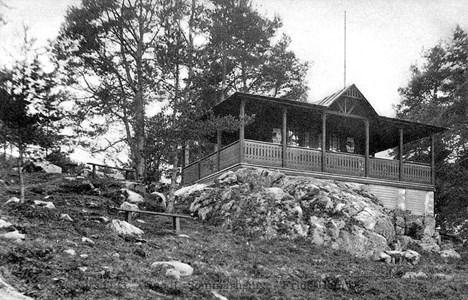 Fridshem Torsharg, 1910-tal