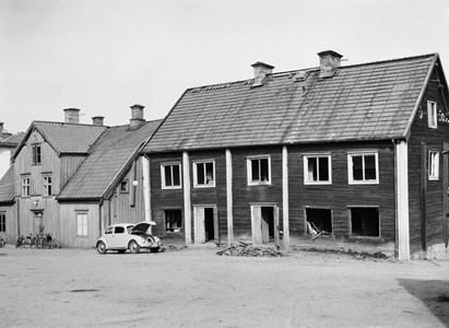 Gård nr 50-51, Storgatan 15-17, 1950-tal