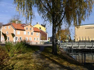 Storgatan 19, gård nr 52, 1990-tal