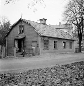 Gård nr 99, Skinnpälsen, Storgatan 47, 1950-tal