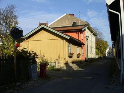 Lilla gatan 13, gård nr 69,  2010-tal