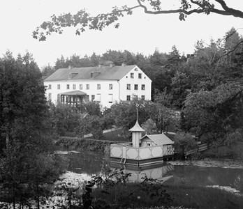 Nyby badhus, början 1900