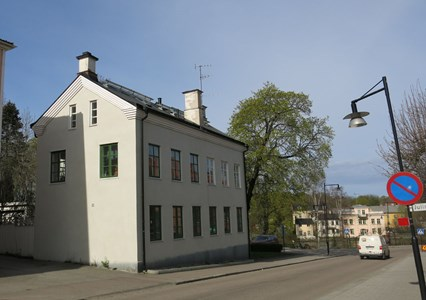Tomt/Gård nr 101a, Brogatan 21, 2015