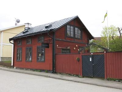 Tomt/Gård nr 122, verkstad och galleri