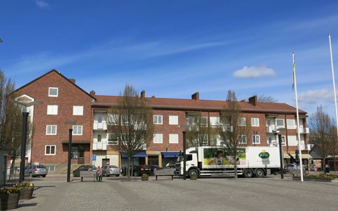 Julingatan 6 - Östra Torget, 2015