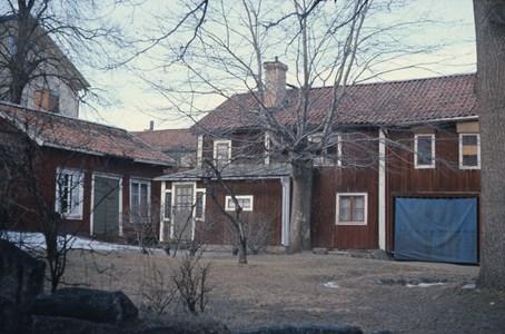 Kvarteret Borgmästaren, innergården, 1970-tal