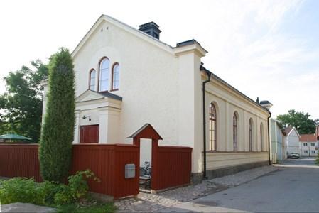 Lilla gatan 6 - Missionshuset, gård nr 60