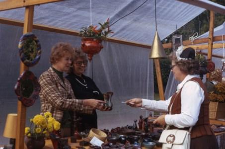 Torshälla marknad, slutet 1960-tal