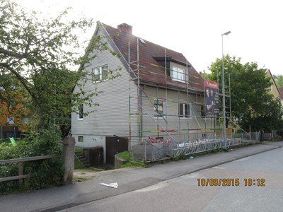Drejargatan 10