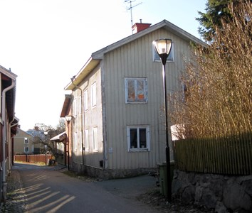 Lilla gatan 15, gård nr 70, 2015