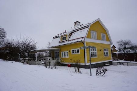 Munkgränd 8, Solbacken, 2016