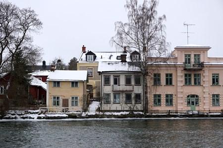 Gårdshusen till gård nr 16, 2016