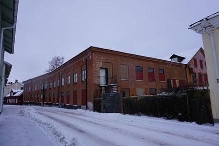 Holmens A-verkstad, Storgatan 6-12, 2016