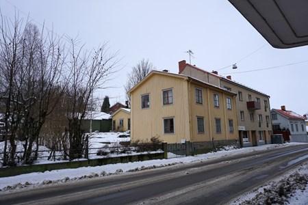 Kvarteret Timmermannen längst Storgatan, 2016