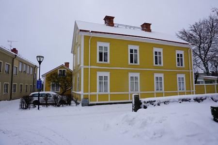 Kyrkogatan 3, Nybohms gränd 2, gård nr 76, 2016