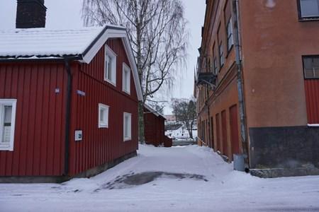 Ståhles gränd, 2016