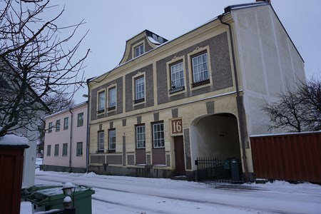 Storgatan 16, gård nr 16, 2016
