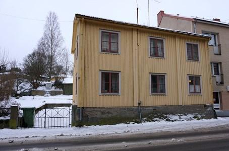 Storgatan 39, gård nr 95, 2016