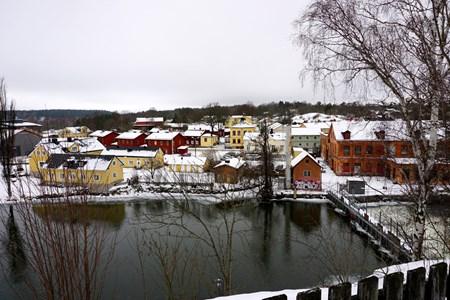 Vy över Holmen, 2016