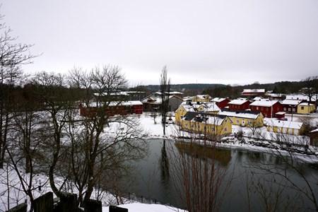 Vy över nya Holmen, 2016
