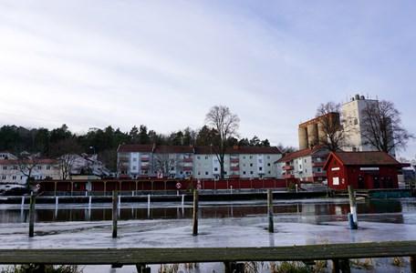 Järnbäraren och Torshälla hamn, 2016