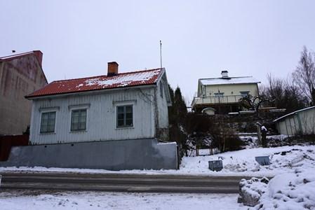 Storgatan 43 och Vallgatan 8, 2016