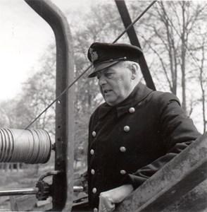Slussinspektor Gösta von Schoultz
