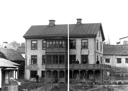 Posthuset på Storgatan