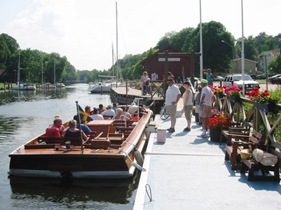 Sankt Olof i Torshälla hamn