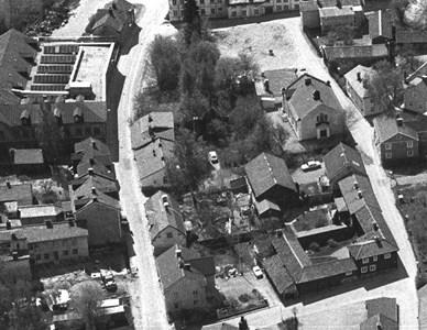 Kvarteret Bisittaren 1970-tal