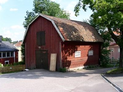 Järnhandlarhusets magasin vid Rådhustorget, 2003