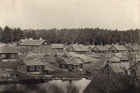 Nyby brukssamhälle, 1860